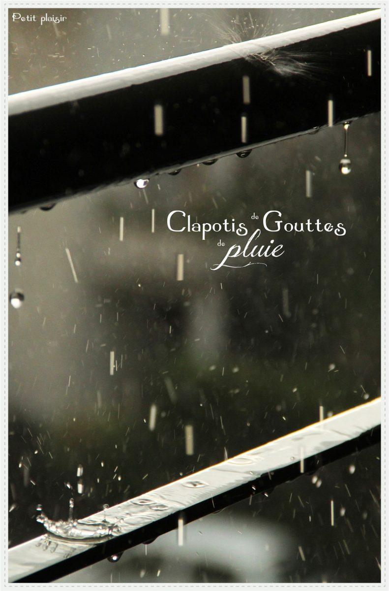 Ecouter la pluie