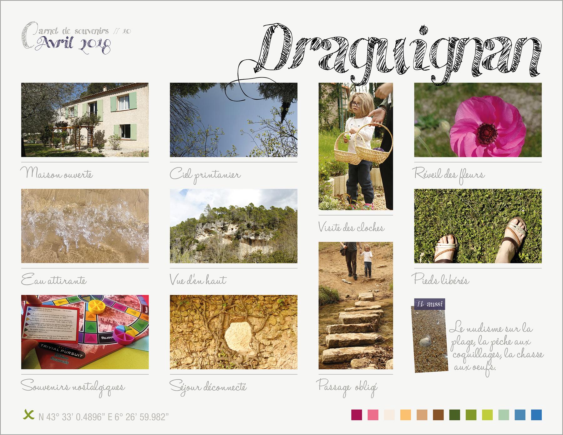 Carnet de souvenirs 09 // Draguignan